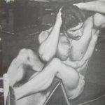 Bočné striedavé sed ľahy (šikmé brušáky)
